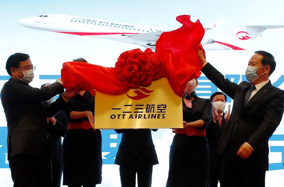 China Eastern's subsidiary OTT Air to fly Chinese-made small aircraft
