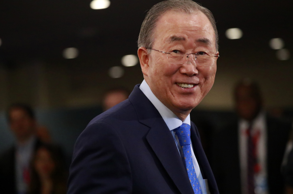 Former UN boss urges COVID-19 cooperation