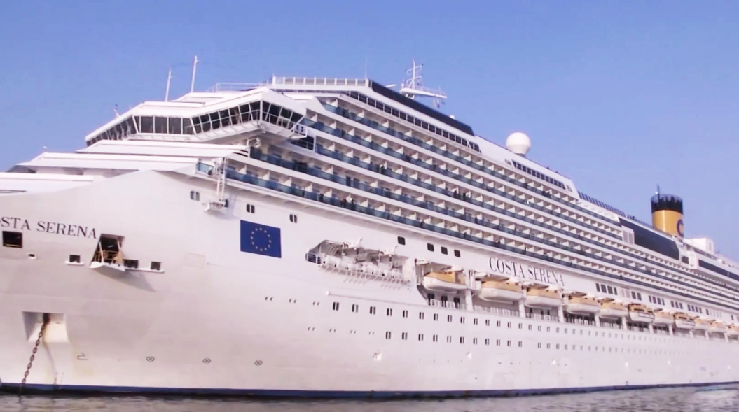 The fate of the three cruise ships amidst the global COVID-19 outbreak