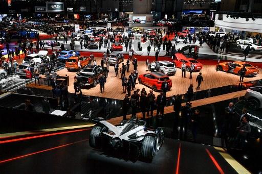 Geneva auto show cancelled after virus ban: canton