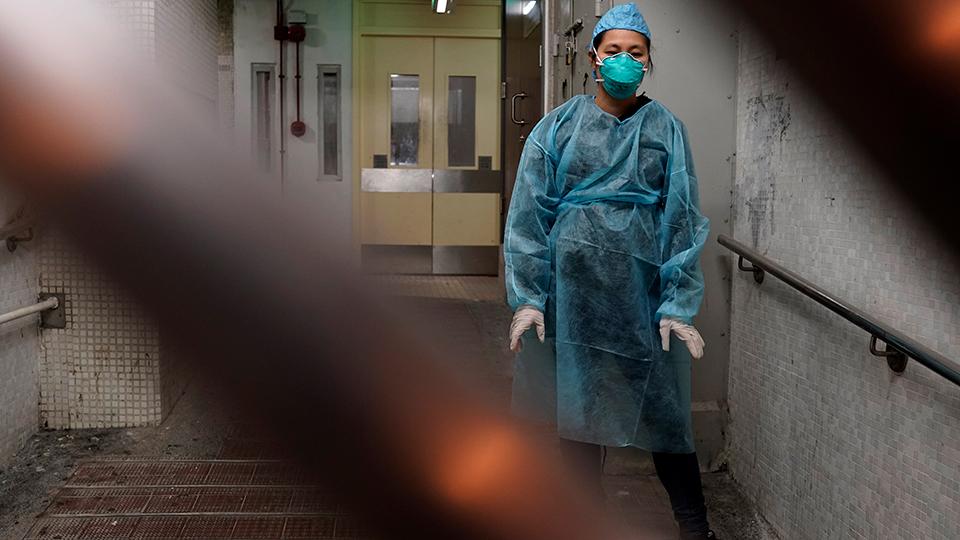 New Zealand confirms first coronavirus case