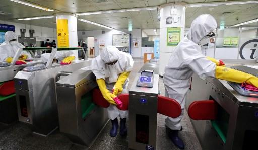 "S.Korea to offer standard model of ""Drive-Thru"" virus-testing station to local gov'ts"