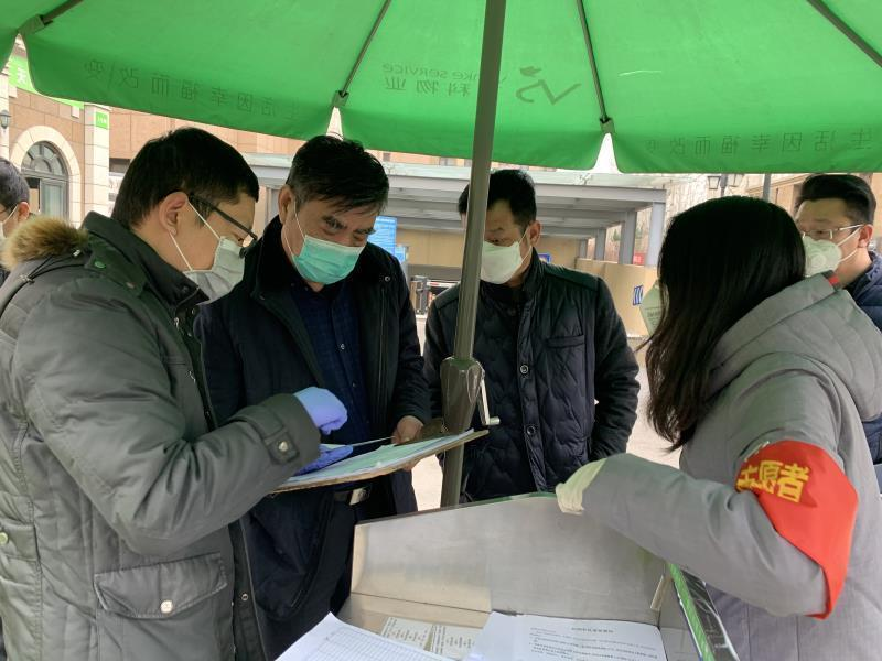 Tianjin virus prevention and control official dies on frontline