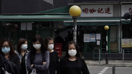 Confirmed COVID-19 cases in Hong Kong rises to 94