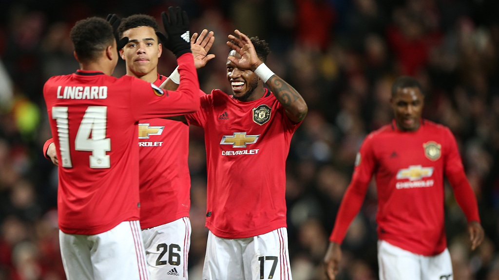 Champions League: Man United cruise through, Arsenal knocked out