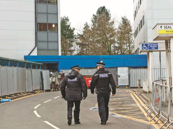 UK influenza experts praise China's efforts