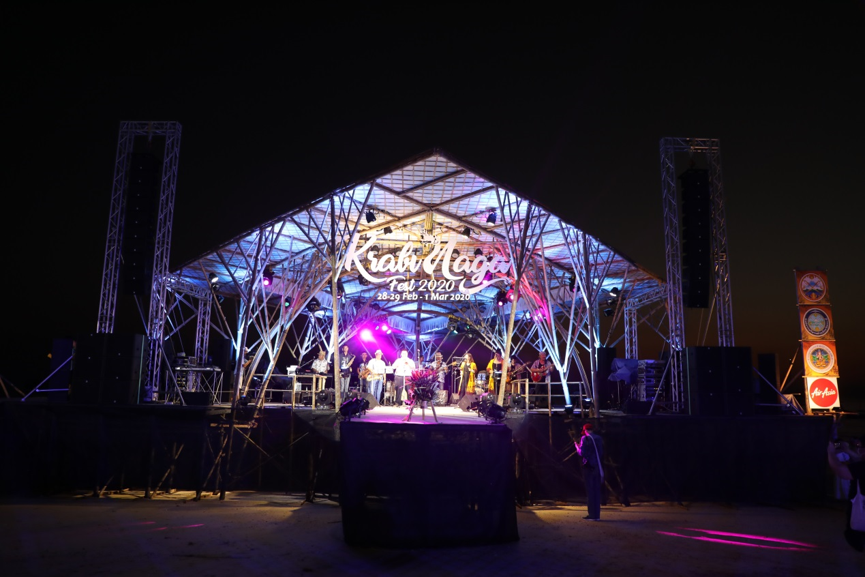 Thailand revitalizes tourism industry with annual music fest