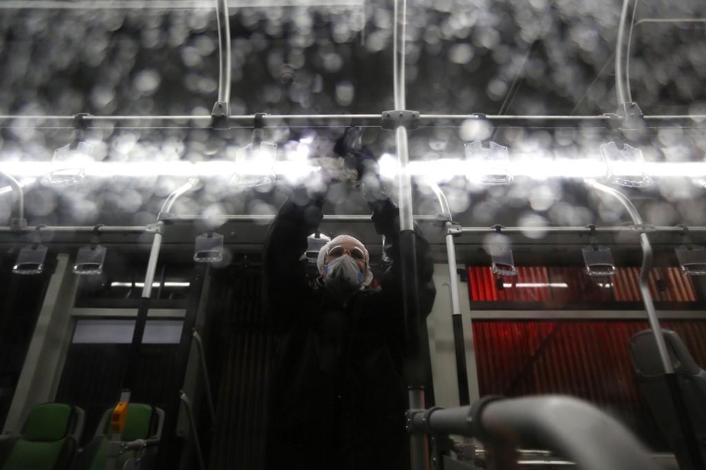 Iran reports nine new coronavirus deaths, 43 in total
