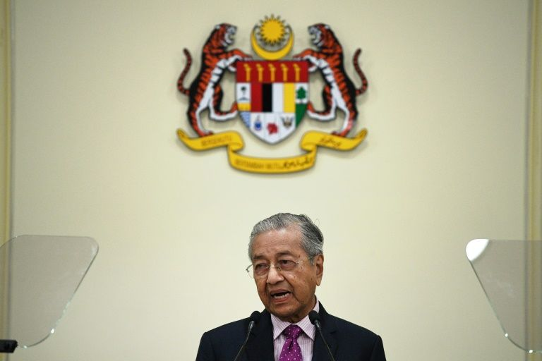 Malaysia's Mahathir out as PM as rival wins power