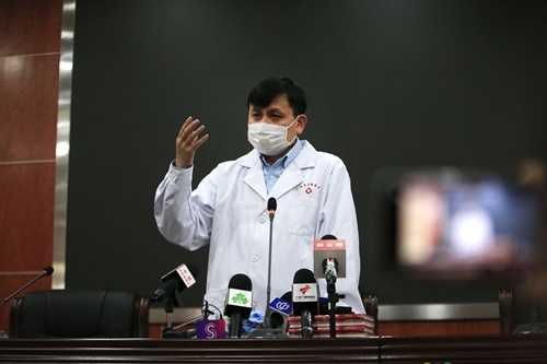 Recovered patients testing positive again may be noninfectious: expert