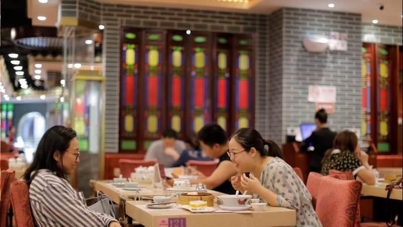 China's non-manufacturing PMI drops in February
