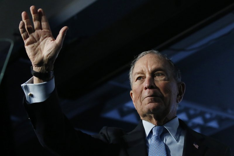 Fox News to host Bloomberg town hall on eve of Super Tuesday
