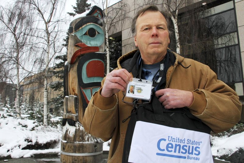 Census hiccups in Alaska may offer preview for rest of US