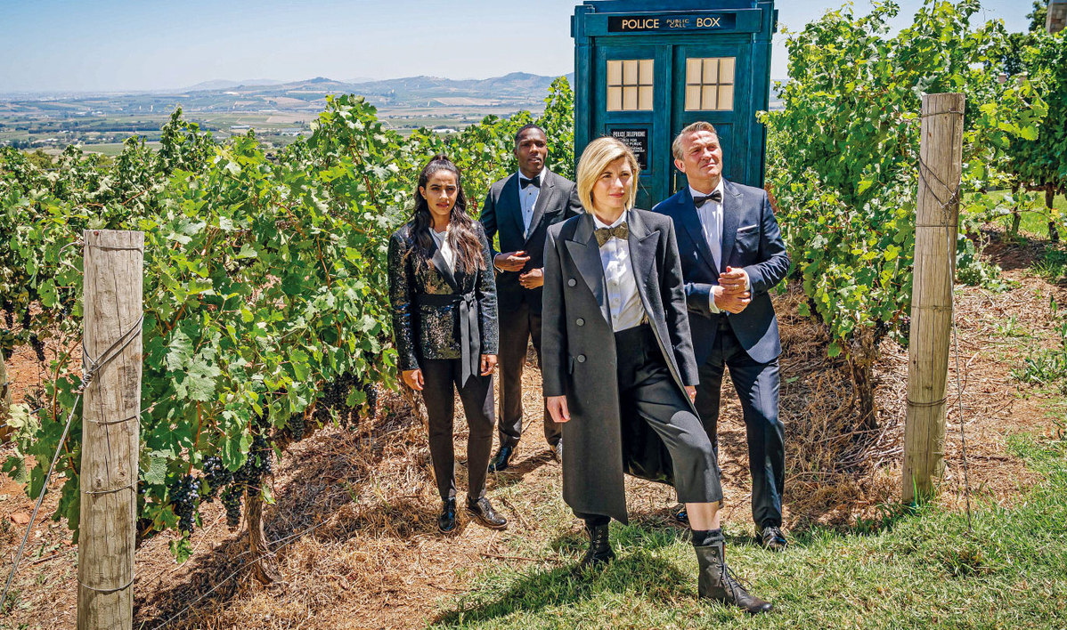 Doctor Who is role of my life, says Jodie Whittaker