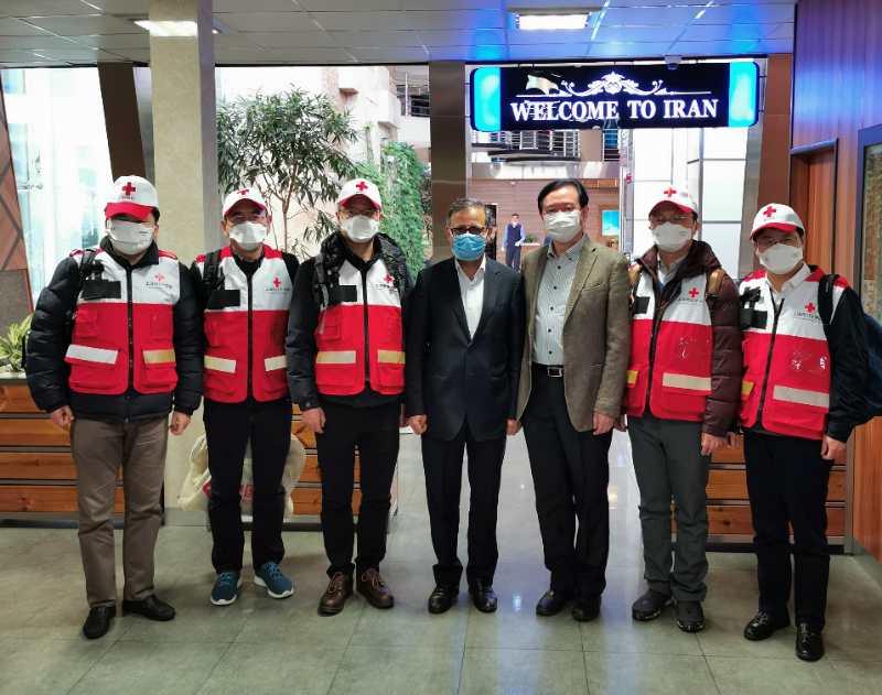 China sends team to help Iran fight virus