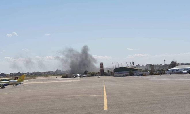 UN chief condemns indiscriminate bombing in Tripoli's airport