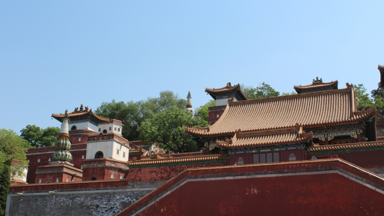 Some of Beijing's landmarks are putting a cap on total visits per day