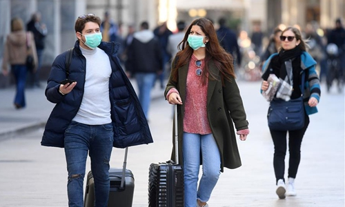Blaming China for own virus control failure detestable