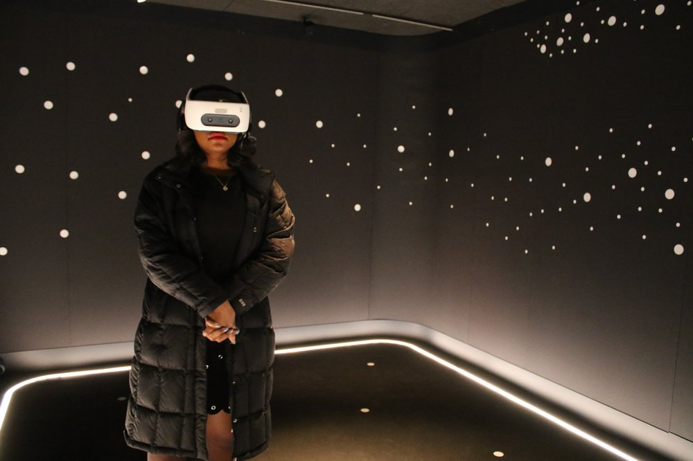 High-tech Chicago exhibit puts visitors eye-to-eye with MLK