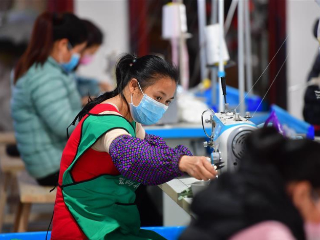 Production resumption facilitated in China amid epidemic