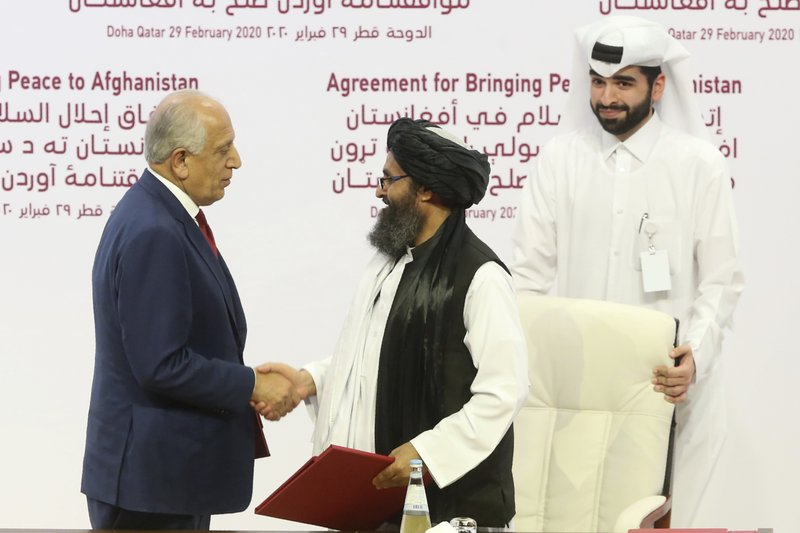 Afghan peace deal hits first snag over prisoner releases