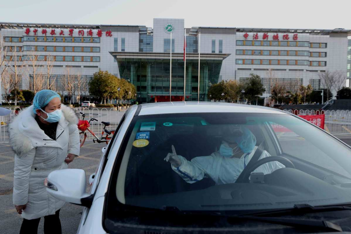 New rules for car-hailing services in Hubei, Beijing