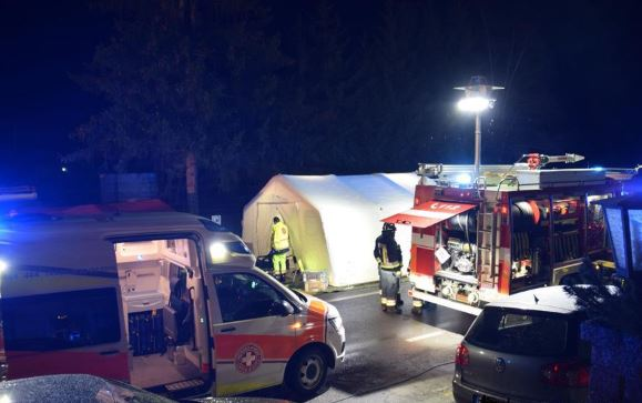 Car ramming injures eleven in Germany