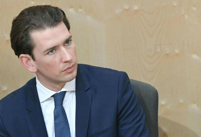 Austrian Chancellor Kurz talks tough on illegal immigration