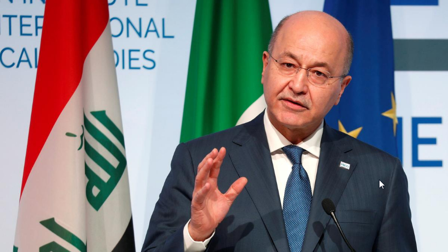 Iraqi president begins consultations to choose alternative candidate to form new cabinet