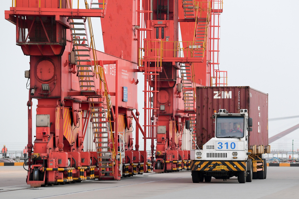 East China, Germany resume direct cargo truck services