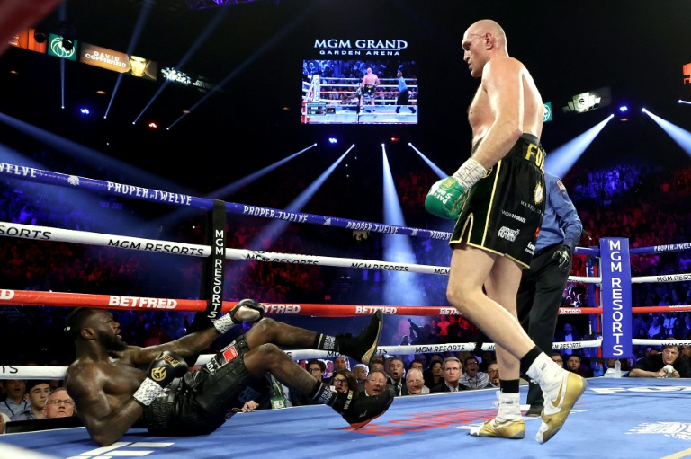 Wilder exercises rematch clause for third fight with Fury - reports