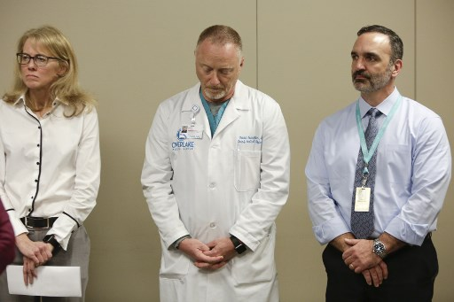 US reports second coronavirus death