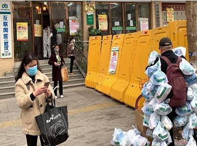 Hubei extends strictest virus control