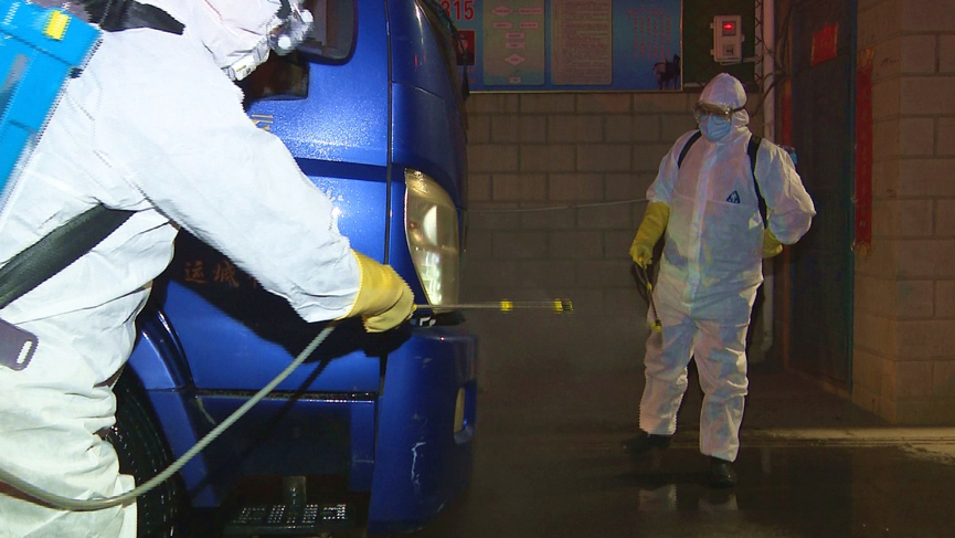 Expert warns against excessive disinfection amid epidemic