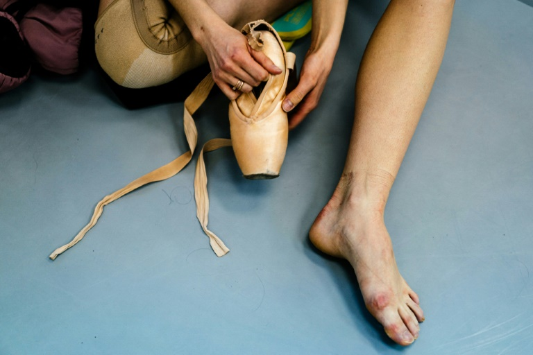 For ballet shoes, one Russian company is on pointe