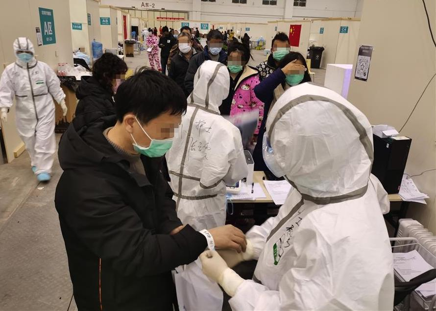 China's daily mask output exceeds 110 million units