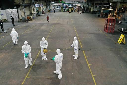 Nearly 500 new coronavirus cases send South Korea total past 4,000: KCDC
