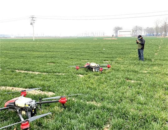 China's 33,000 UAV models bolster virus fight