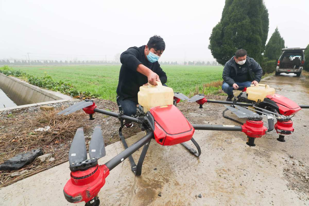 Subsidies to help farmers replace old agricultural machinery