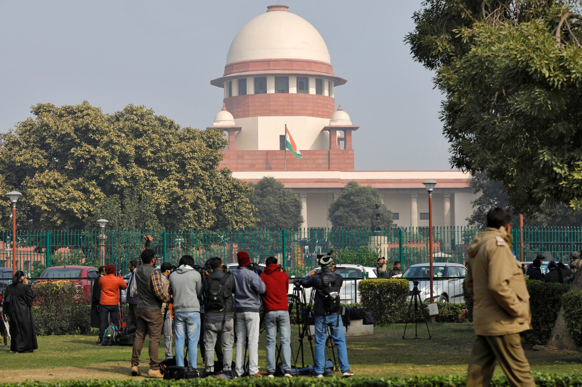 Court tells Indian parties to come clean on criminal MPs