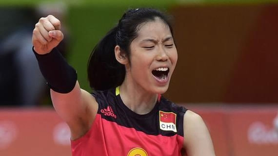 Zhu Ting selected as 2019-20 Chinese women's volleyball league MVP