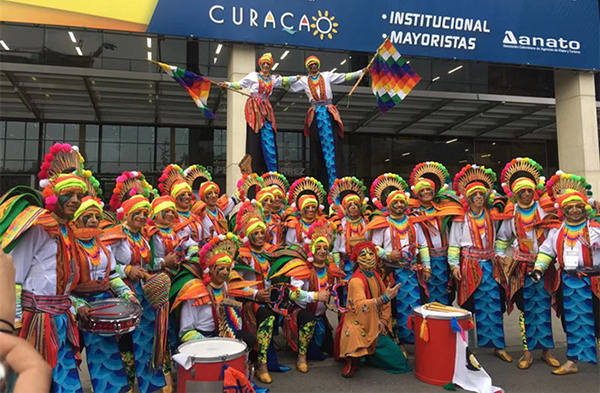 Chinese features on full display at Colombia tourism ceremony