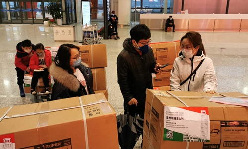 Wenzhou people donate for Italy amid COVID-19 outbreak