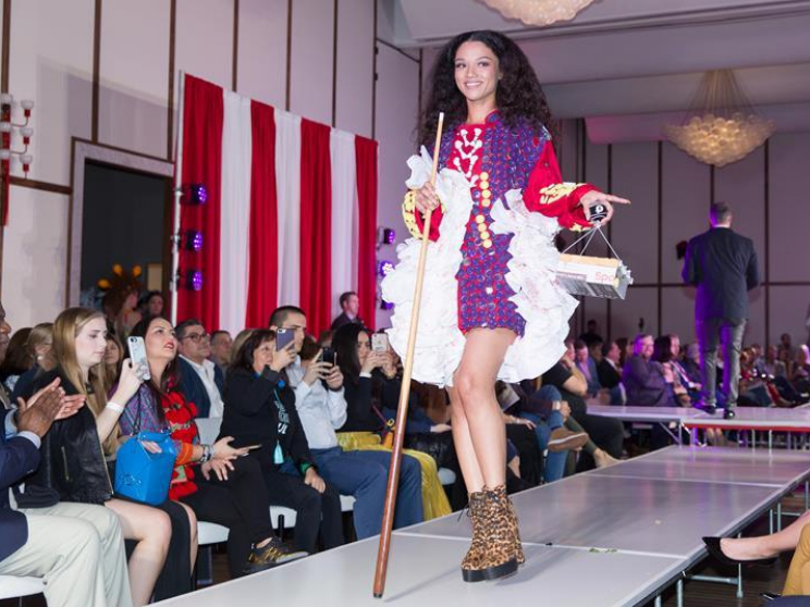 Food in Fashion event held in Dallas, US