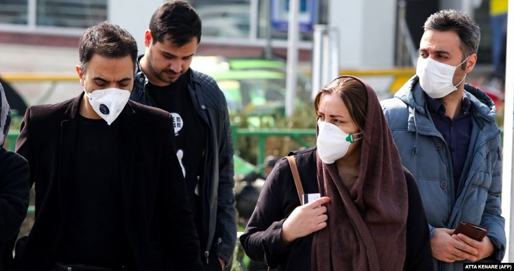 Iran receives coronavirus medical supplies from WHO