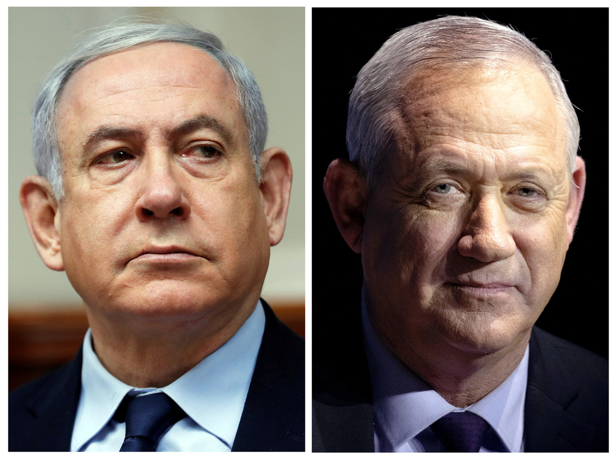 Israelis cast ballots in third parliamentary election in 12 months