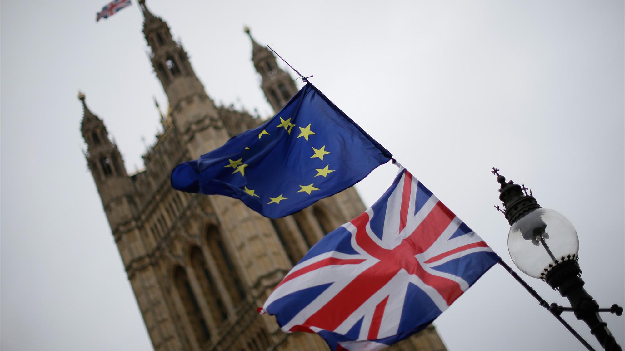EU, UK start post-Brexit negotiations