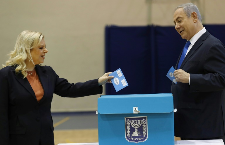 Israel seeks end to deadlock with third election in a year