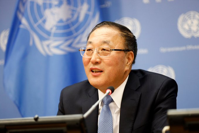 Good progress achieved in China's fight against COVID-19 and efforts made to meet this year's targets of economic and social development: Ambassador Zhang Jun
