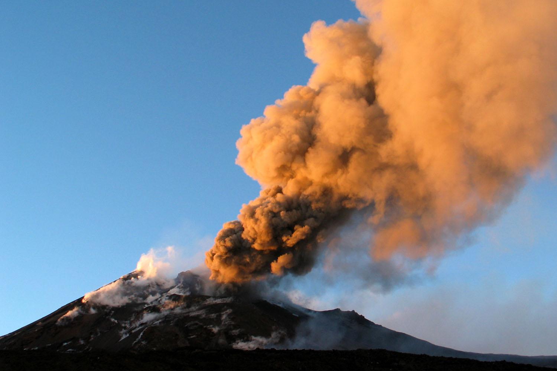 Indonesia's most active volcano erupts, flight alert issued